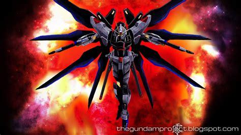 Zgmf X20a Strike Freedom Gundam Vergft zgmf x20a strike freedom gundam by black rei on deviantart