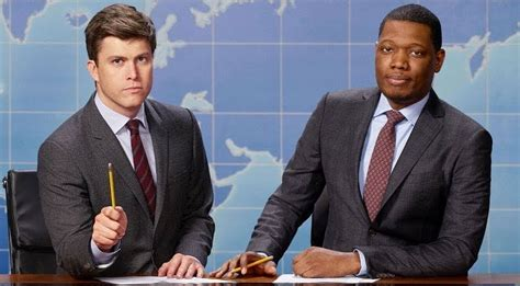 michael che emmys youtube weekend update s colin jost and michael che co hosting