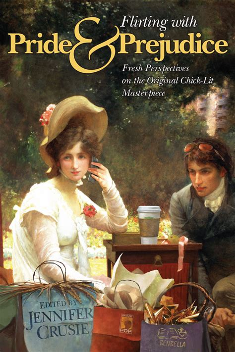 Book Review Flirting With Pride Prejudice Edited By Crusie by My Mr Darcy Benbella Books