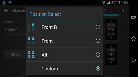 advanced settings apk app advanced car audio setting apk for windows phone android and apps
