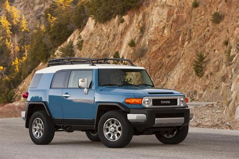 Toyota Fj Cruiser Specs 2014 Toyota Fj Cruiser Specs And Details
