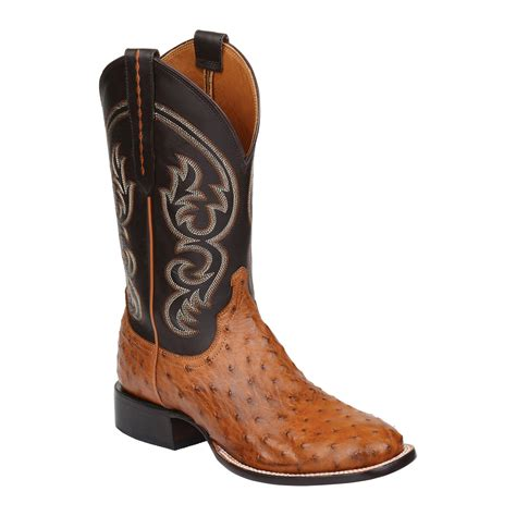 styling gel boots ostrich horseman style boot tan us 13 clearance