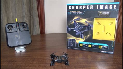 sharper image dx  stunt drone review  flight youtube