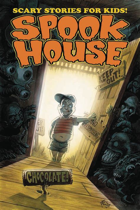 spook slough house books aug161117 spookhouse 1 previews world