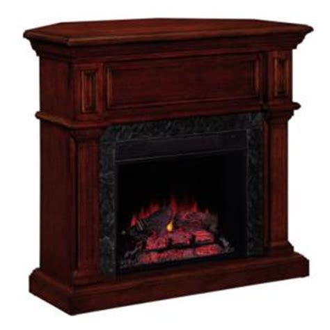Home Depot Chimney Free Wall Corner Combo Compact Corner Electric Fireplaces Home Depot