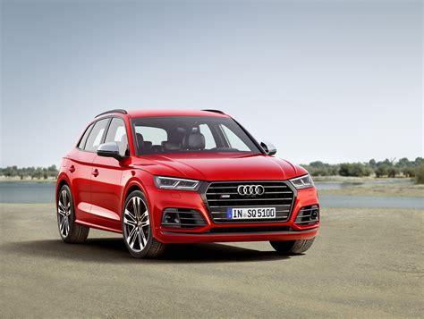 Tfsi Audi by Dynamisch Und Emotional Der Neue Audi Sq5 Tfsi Audi