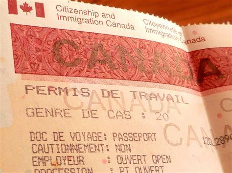 liste des documents pour un permis de travail pour le