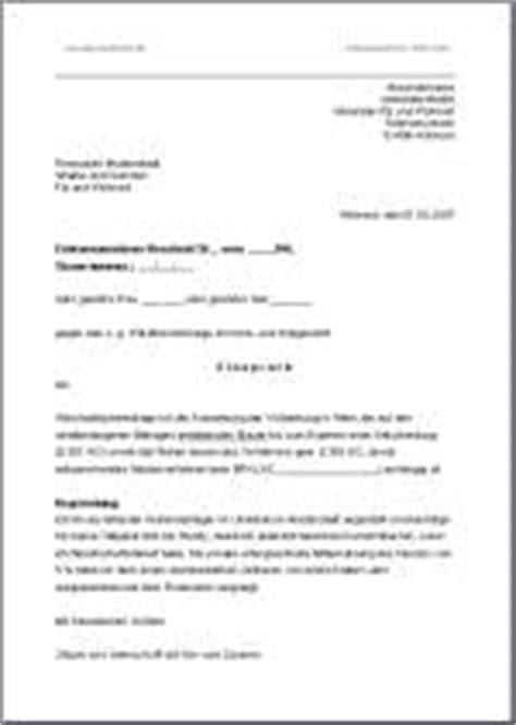 Muster Schreiben Finanzamt Musterschreiben F 252 R Einen Einspruch Gegen Einen Steuerbescheid