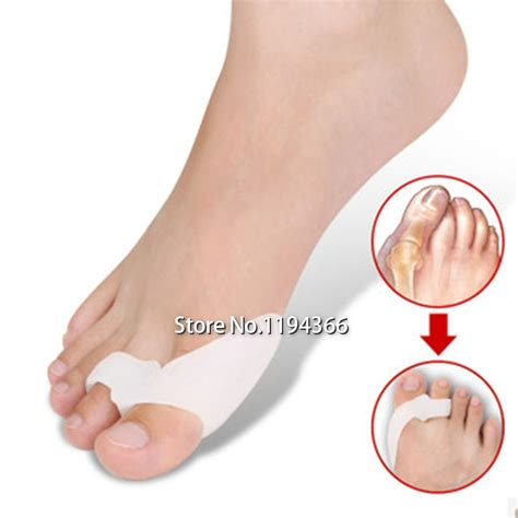 Dr Ortho Oo 122 Hallux Valgus Protector 1pair high heels fashion silicone insoles heel toe spread orthopedic insole womens shoes pro
