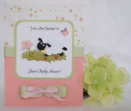 baby shower card idea many exles of handmade cards