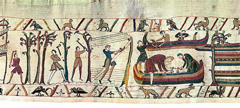 teppich bayeux die letzten wikinger ausstellung im arch 228 ologischen