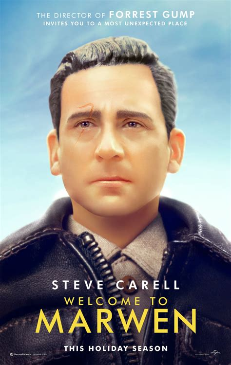 filme schauen welcome to marwen welcome to marwen trailer steve carell copes with