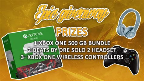 How To Enter Gleam Giveaways - gleam win mega xbox bundle giveaways and contests