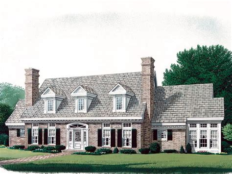 Cape Cod House Plans With Photos Plan 054h 0017 Find Unique House Plans Home Plans And Floor Plans At Thehouseplanshop
