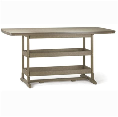 X Bar Table Bh 0916 42 Quot X 84 Quot Bar Height Table
