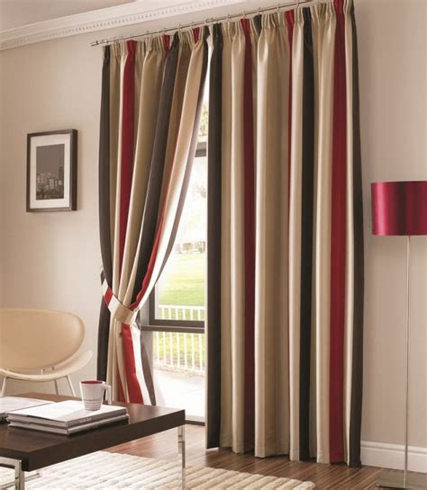 vertical curtain vertical striped curtains furniture ideas deltaangelgroup