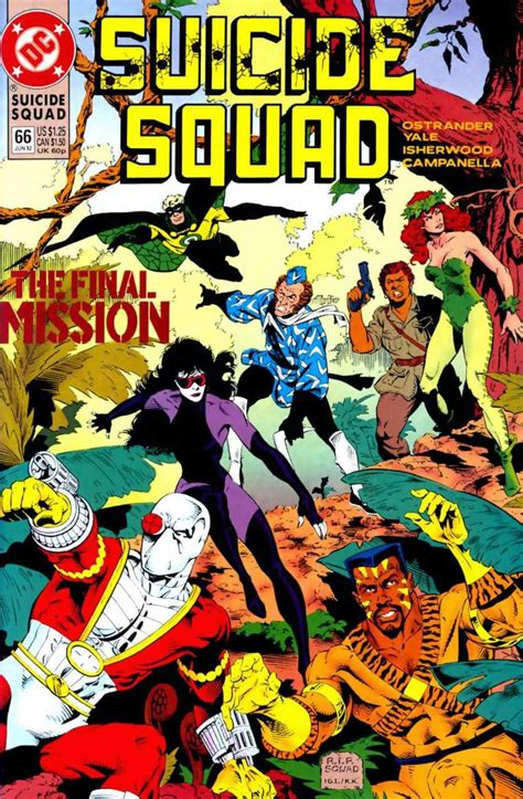 squad vol 7 the s hoard ostrander books toronto net quot squad quot new images of deadshot