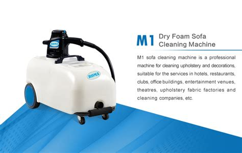 dry foam upholstery cleaning machine m1 dry foam sofa cleaning machine combines the two functions