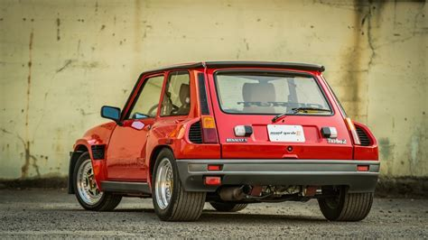 renault 5 turbo glorious 1985 renault r5 turbo 2 evolution is the perfect