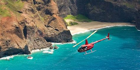 napali coast boat tours south shore kauai helicopter tours kauai