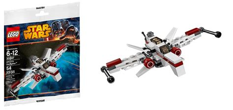 Lego Wars Arc 170 Starfighter 30247 Polybag Segel Ori toys n bricks lego news site sales deals reviews mocs new sets and more