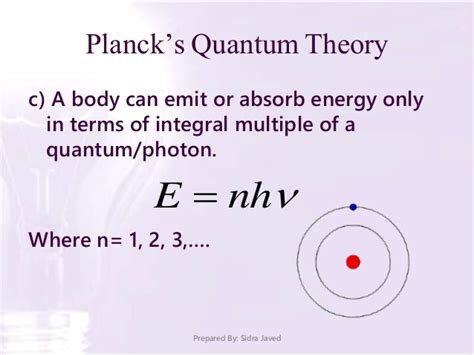 what is quantum theory of light planck s quantum theory and discovery of x rays