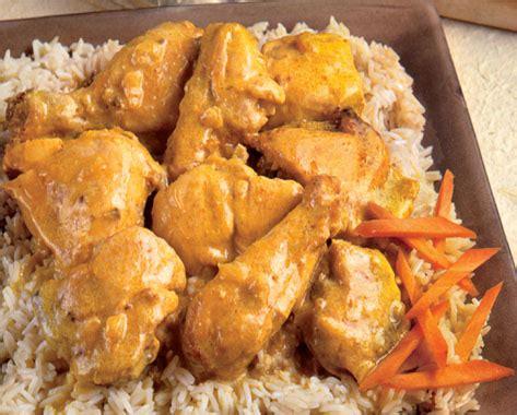 cucinare pollo al curry riso con pollo al curry ricetta e cucina