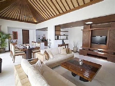 living room bali villa seriska living and dining room in modern balinese style picture of villa seriska bali