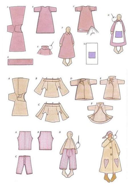 doll clothes pattern tutorial 1000 images about tilda dolls on pinterest doll hair