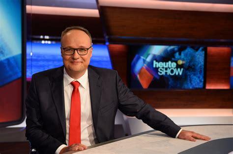 Quot Heute Show Quot Vom Freitag 20 01 2017 Olli Welke Macht