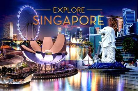 37 singapore tour package promo with airfare