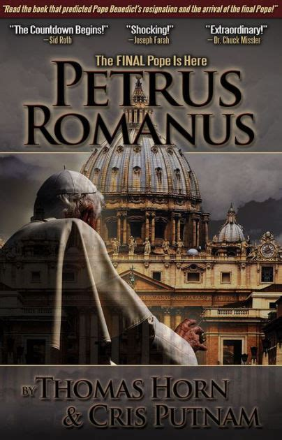 exo vaticana film petrus romanus the final pope is here by thomas r horn