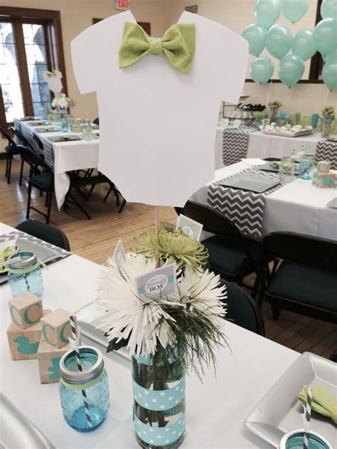 Bow Tie Baby Shower Centerpieces by 18 Best Bowtie Baby Shower Images On Baby Boy