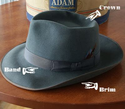 The Perfect Hat For Your Ugly Mug The Art Of Manliness | real men s hats old school fashion and choosing your hat