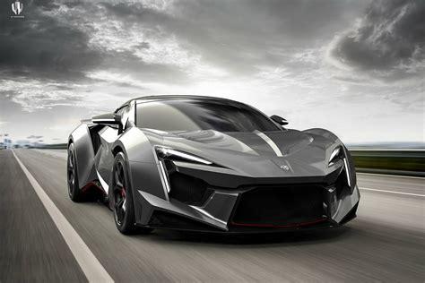 sport motors new fenyr supersport revealed at dubai delivers