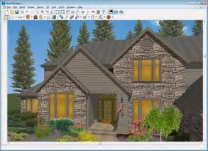 free 3d exterior home design program home designer architectural