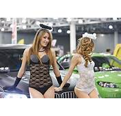 Tuning Show Go Dancing Girls And American Cars Autoevolution