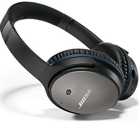 Headset Bose bose quietcomfort 25 noise cancelling headphones black iphone 7 lightning to 3 5 mm