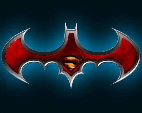 Kalung Logo Superman Vs Batman batman superman logo batman superman