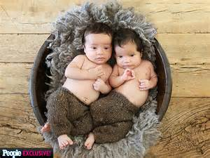 Baby Cribs With Drapes Sherri Saum Introduces Twin Sons John And Michael Moms