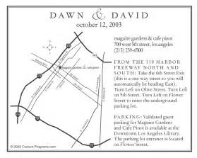 free direction maps for wedding invitations custom maps wedding maps special day guests invitations directions