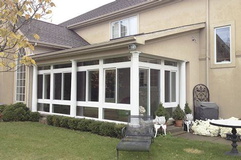How To Enclose A Patio With Screen by Enclosed Porches Enclosed Porch Screen Room Enclosed
