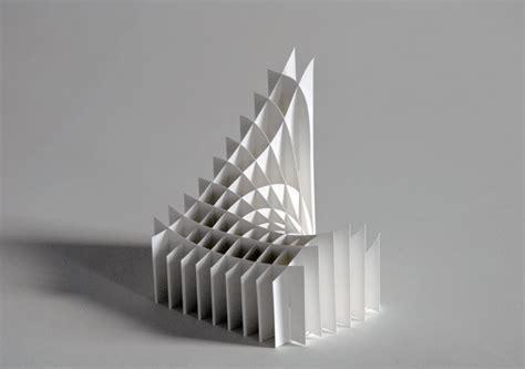 Architecture Papercraft - richard sweeney paper sculptures azurebumble