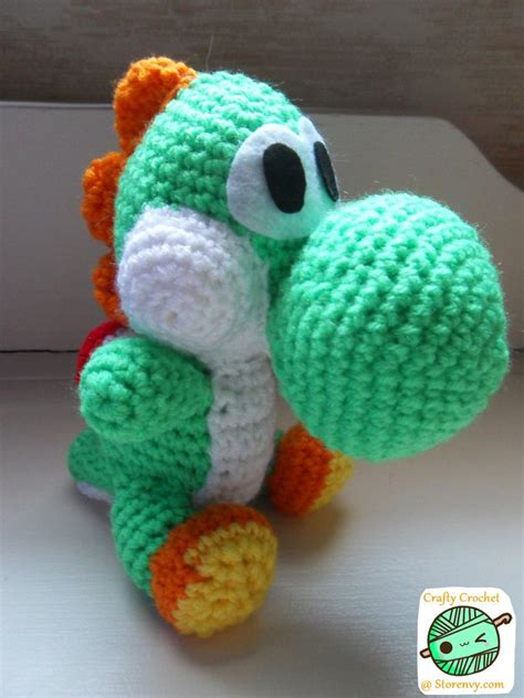 amigurumi pattern yoshi yoshi amigurumi updated by darkangelyoshi on deviantart