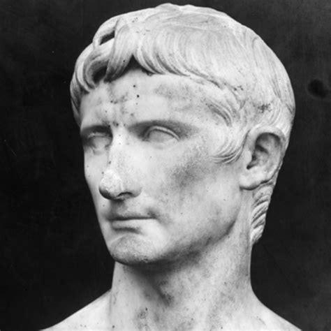 Caesar Biographie Caesar Augustus Emperor Biography