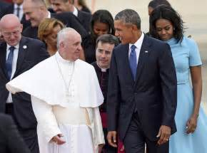 Obama and pope francis meeting pope francis meets with president