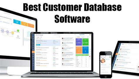 best database top 5 the most powerful customer database software options