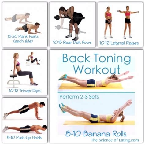 back toning workout