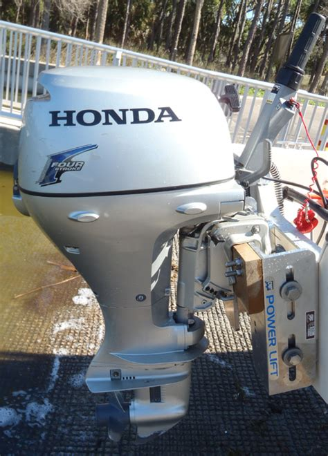 20hp Honda Outboard For Sale