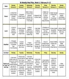 real food and meal planning i how this chart includes a quot to do quot section at the bottom of